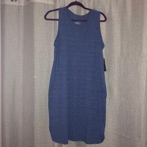 Tek Gear blue Dress with pockets